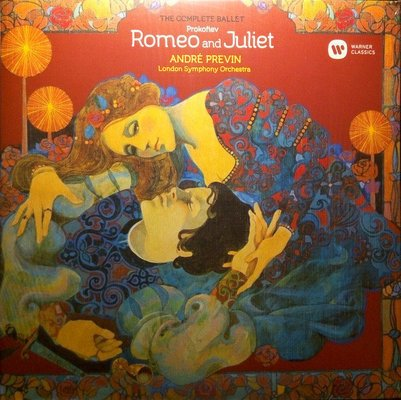 Andre Previn Andre Previn – Prokofiev: Romeo And Juliet (3 LP)