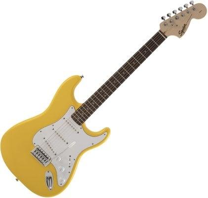 Fender Squier FSR Affinity Series Stratocaster IL Graffiti Yellow