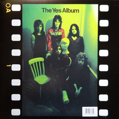 Yes Yes Album,The