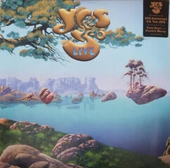 Yes Yes LP Yes 50 Live (4 LP)