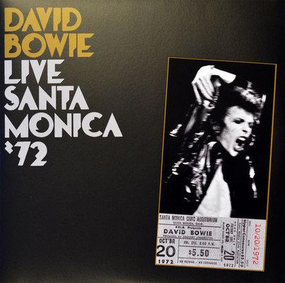 David Bowie Live Santa Monica '72