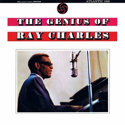Ray Charles The Genius Of Ray Charles (Mono)
