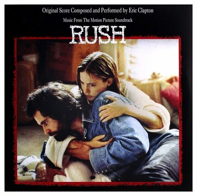 Eric Clapton RSD - Rush (Music From The Motion Picture)
