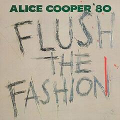 Alice Cooper Flush The Fashion (Vinyl LP)