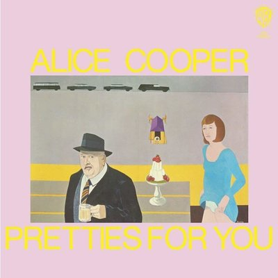 Alice Cooper Pretties For You