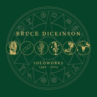 Bruce Dickinson Soloworks (6 LP)