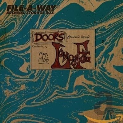 The Doors London Fog 1966 (LP + CD)