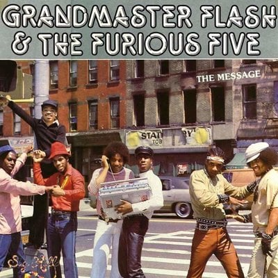 Grandmaster Flash Rsd - The Message (Expanded)