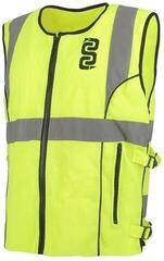 OJ Vest Net Flash High Visibility Yellow/Reflective