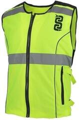 OJ Vest Flash High Visibility Yellow/Reflective