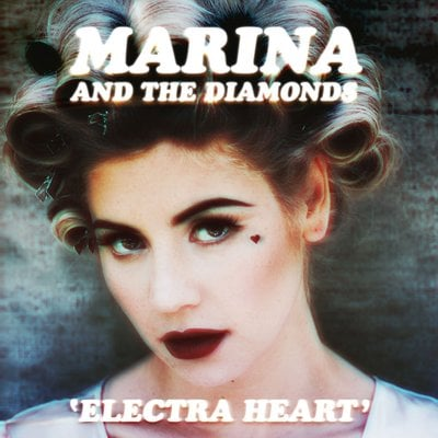 Marina & The Diamonds Electra Heart