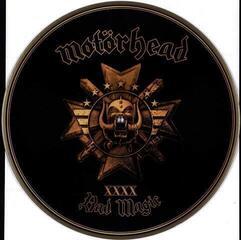Motörhead Bad Magic (Gold Coloured Vinyl) - Limited Edition