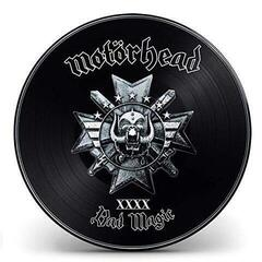 Motörhead Bad Magic (Picture Disc Silver) - Limited Edition