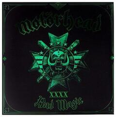 Motörhead RSD - Bad Magic (Green Coloured Vinyl)