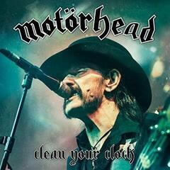 Motörhead RSD - Clean Your Clock (Picture Disc)