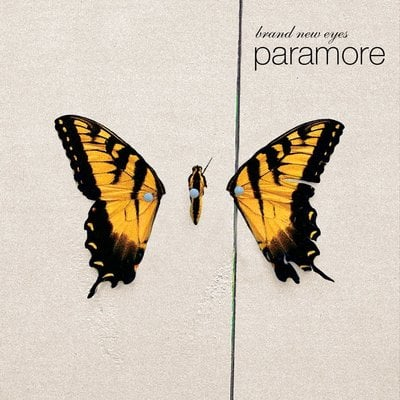 Paramore Brand New Eyes (Vinyl LP)