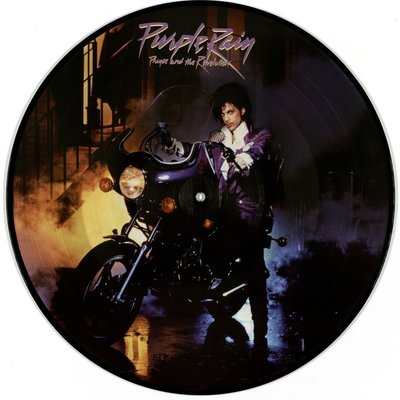 Prince Purple Rain (Picture Disc)
