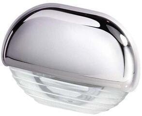 Hella Marine LED-Einbau-Stufenleuchte chrom / weiß