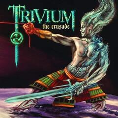 Trivium The Crusade (Transparent Turquoise Vinyl) (2 LP)