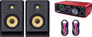 KRK Rokit 5 G4 Audio SET