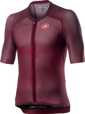 Castelli Climber's 3.0 maillots cyclisme homme Sangria M