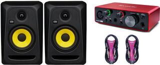 KRK Classic 5 Audio SET