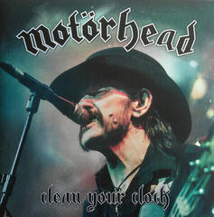 Motörhead Clean Your Clock (Vinyl LP)