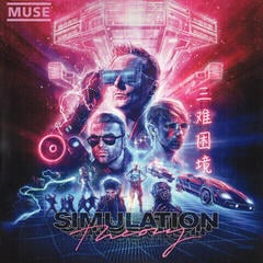 Muse Simulation Theory (Vinyl LP)