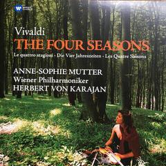 Antonio Vivaldi Vivaldi: Four Seasons (LP)
