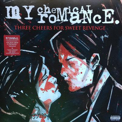 My Chemical Romance Three Cheers For Sweet Revenge