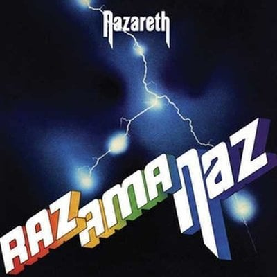 Nazareth Razamanaz (2019 Vinyl Re-Issue)