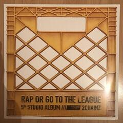2 Chainz Rap Or Go To The League (2 LP)