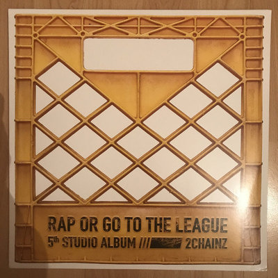 2 Chainz Rap Or Go To The League (2 LP)