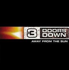 3 Doors Down 3 Doors Down LP Away From The Sun (2 LP)