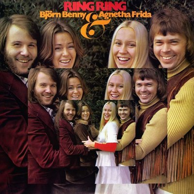 Abba Ring Ring (LP)