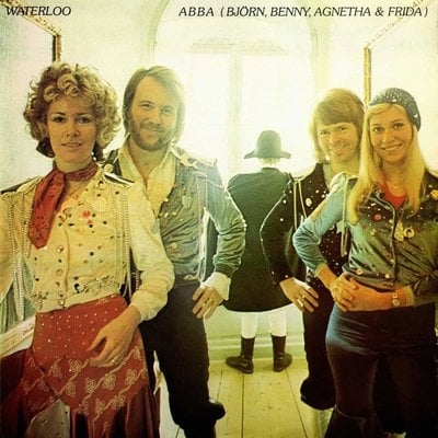 Abba Waterloo (Vinyl LP)