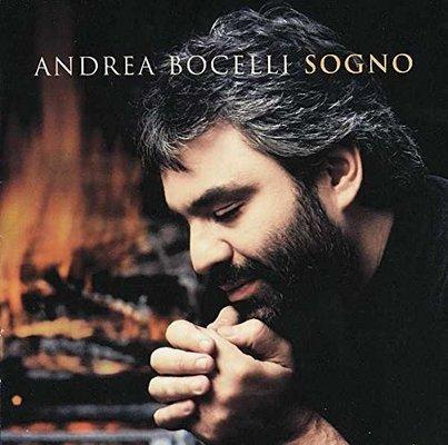 Andrea Bocelli Sogno Remastered (2 LP) 180 g