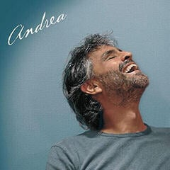 Andrea Bocelli Andrea (Remastered) (2 LP)