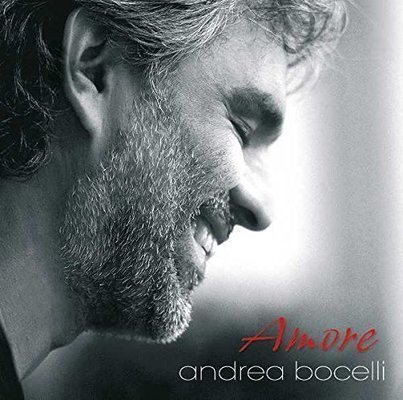 Andrea Bocelli Amore Remastered (2 LP)
