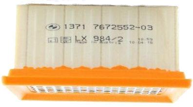 BMW Air Filter Element 13717672552