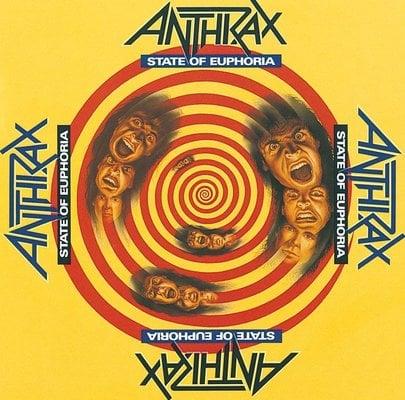 Anthrax State Of Euphoria (2 LP)