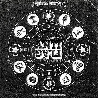 Anti-Flag American Reckoning (Vinyl LP)