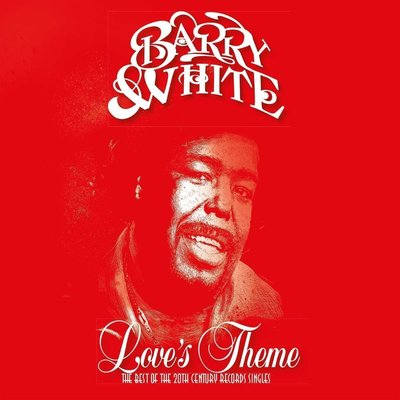 Barry White Love's Theme: The Best Of The 20th Century Records Singles (2 LP)