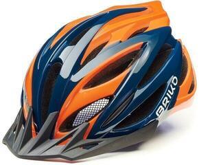 Briko Morgan Shiny Blue/Orange