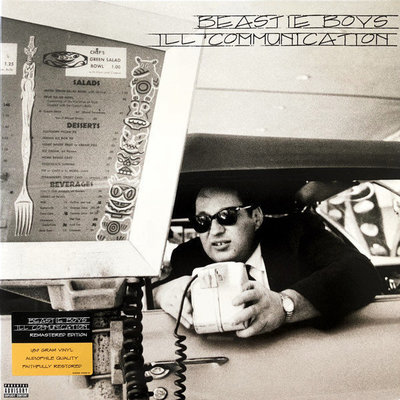 Beastie Boys Ill Communication (Remastered) (2 LP)