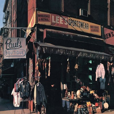 Beastie Boys Paul's Boutique (2 LP)