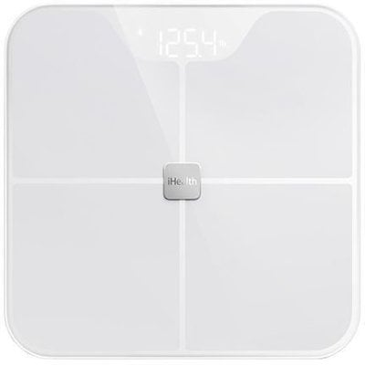 iHealth Fit HS2S Smart Scale White