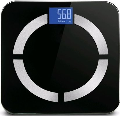Bodi-Tek BT-Smart Smart Scale Black