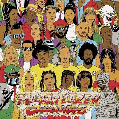 Major Lazer Major Lazer Essentials (Vinyl LP)
