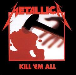 Metallica Kill 'Em All (Vinyl LP)